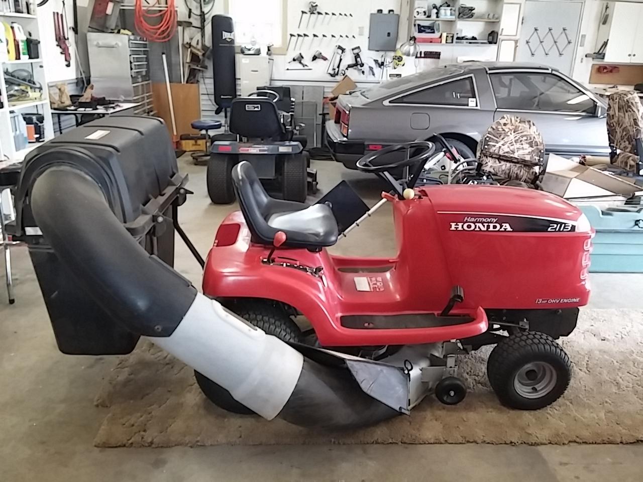 Honda Harmony H2113 GDA 2